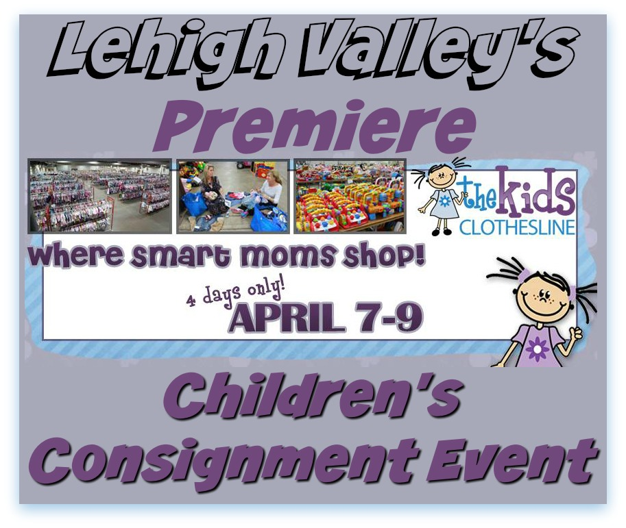 The Kids Clothesline huge consignment Event