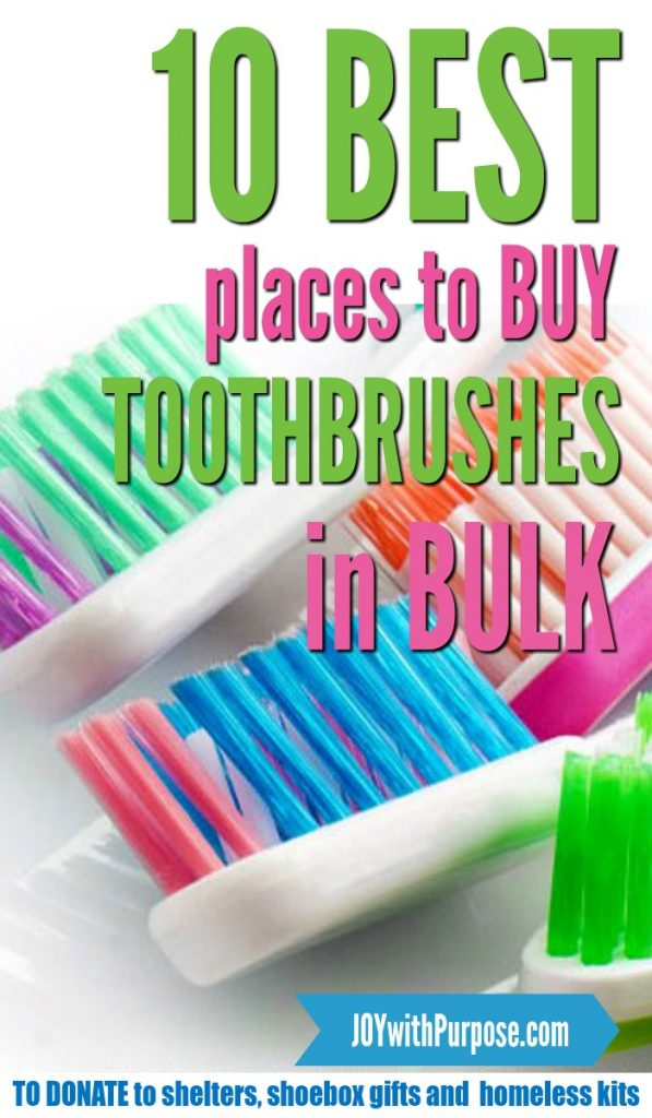 Top 10 Best places to buy toothbrushes in bulk
