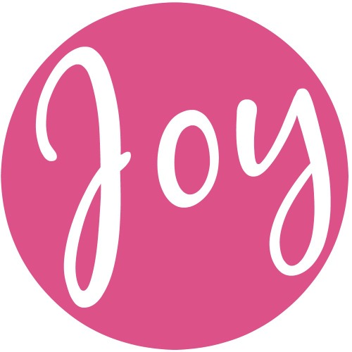 JOY with Purpose site identity logo