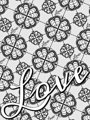 Free Printable Love Cards Love Design You Can Color